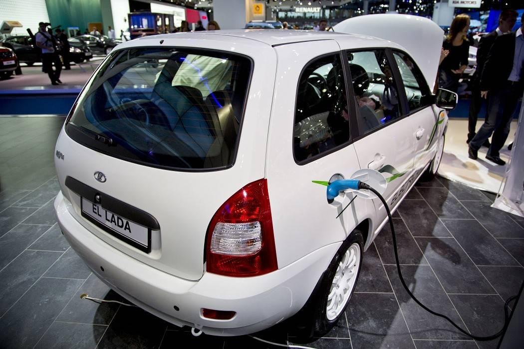 Лада el. электромобиль, выпускаемый автовазом, становится комфортнее