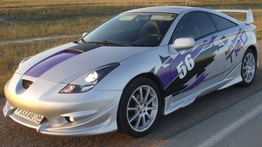 Toyota celica vi