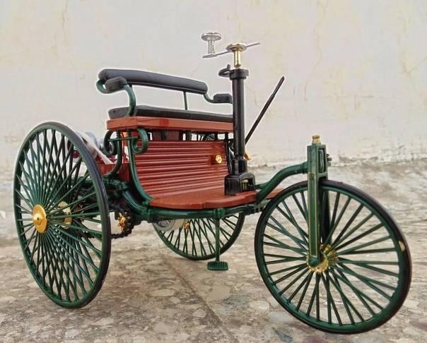 Найди когда появился 1 автомобиль. как на самом деле был устроен первый автомобиль