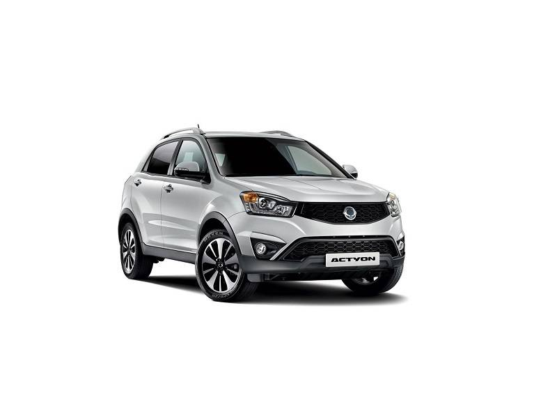 Ssangyong new actyon - тест-обзор