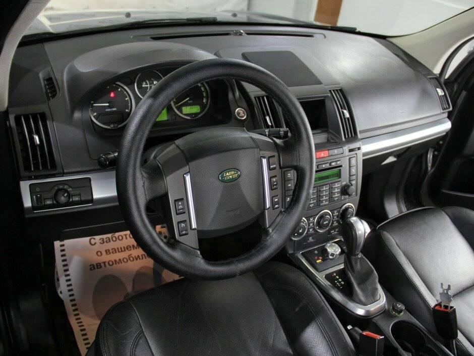 Land rover freelander второго поколения на вторичном рынке