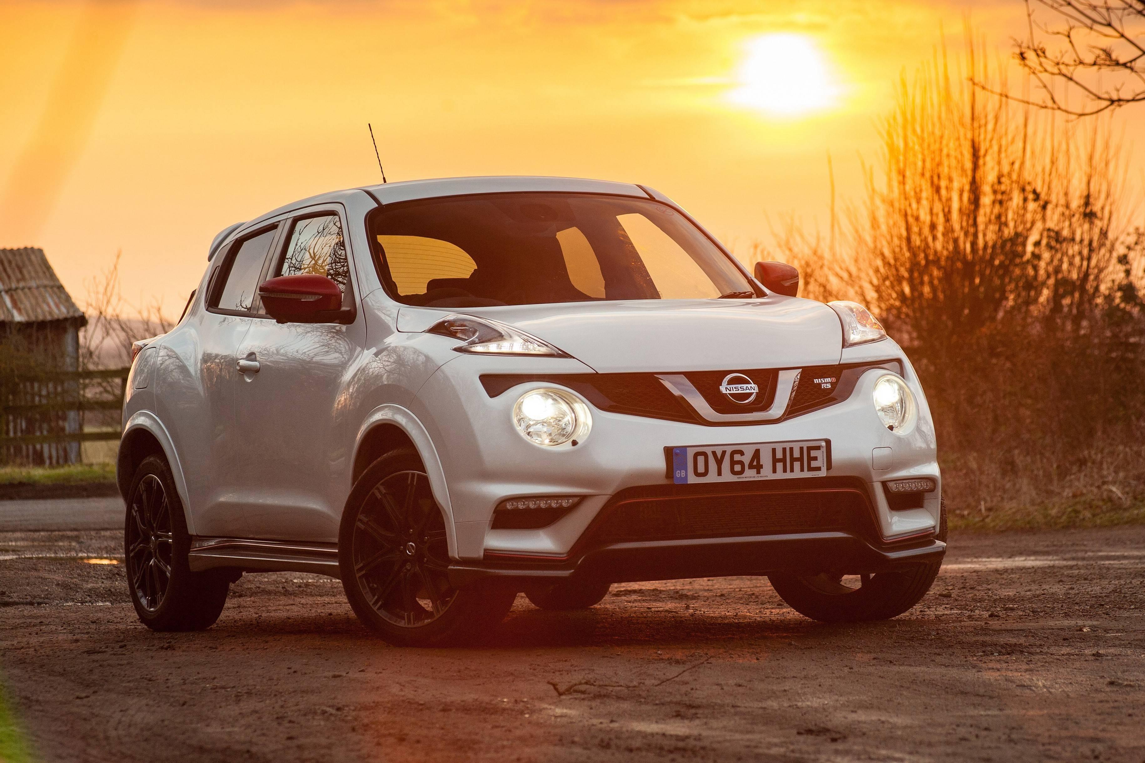 Самый неординарный автомобиль: обзор турбированного Nissan Juke на полном приводе