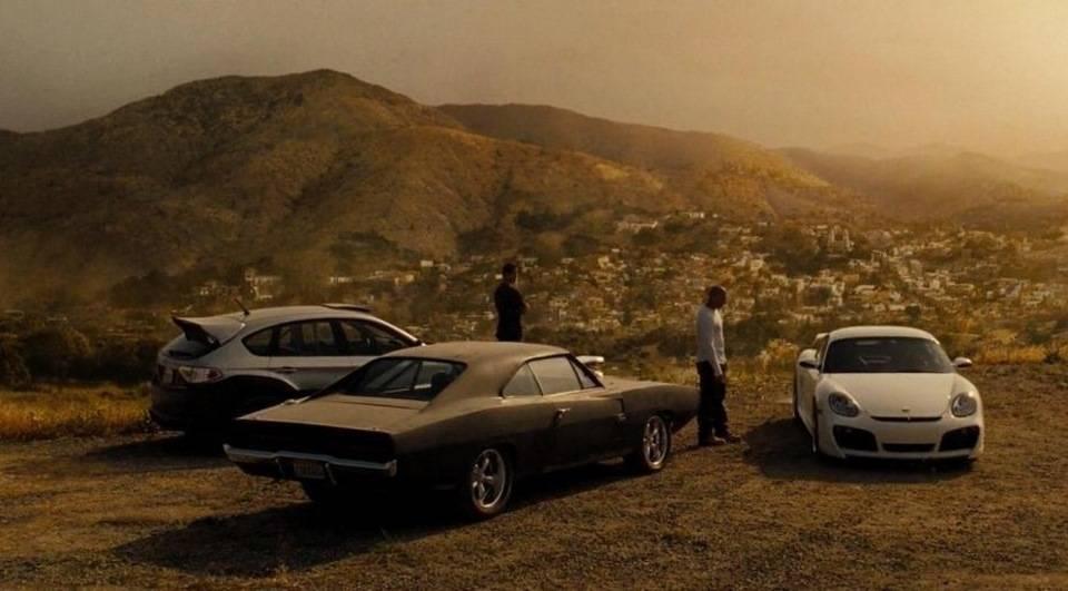 Топ-20 автомобилей из фильма форсаж
