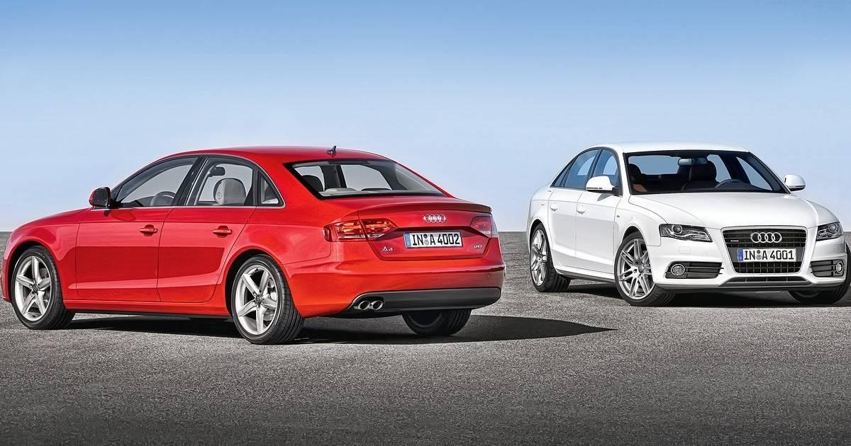 Практично или комфортно: BMW 5 против Audi A4