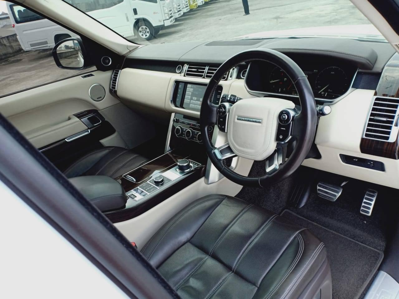 Памятник по цене «Приоры»: обзор Range Rover Vogue III с пробегом 400 тыс. км