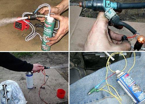 Чистка форсунок инжектора - чем промыть топливные форсунки, как почистить без снятия с двигателя