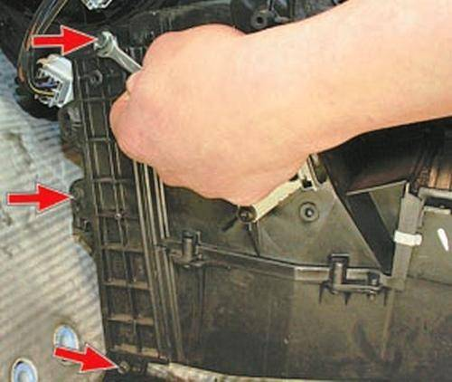 Замена салонного фильтра форд фокус 3 своими руками: видео