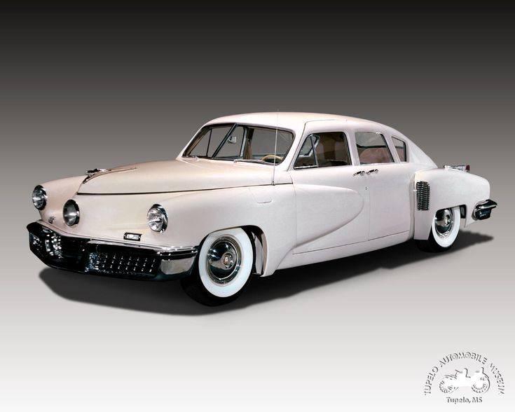 Самые красивые автомобили 40-х годов