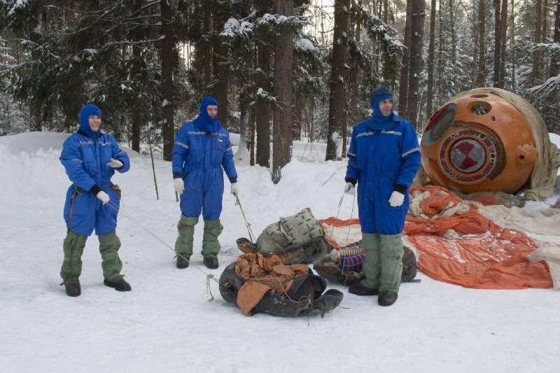 Выживание зимой без палатки